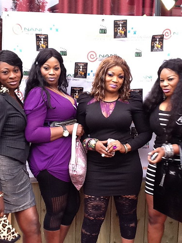 Sept 2011- Nollywood Film Festival, Dublin