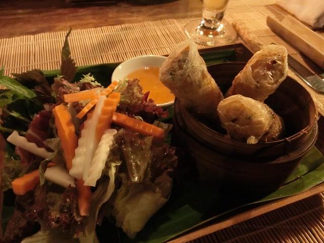 """Dining by the bay"" - Six Senses Ninh Van Bay"