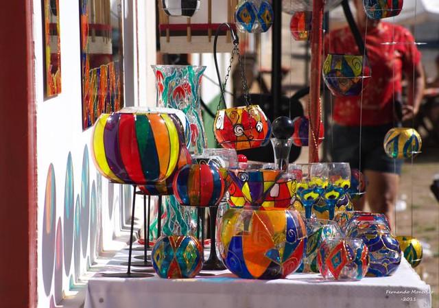 Feira Artesanato Ponta Negra ~ Porta velas loja de artesanato em Pirenópolis, Go a photo on Flickriver