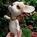 fAWN French bulldog needlefelted 8
