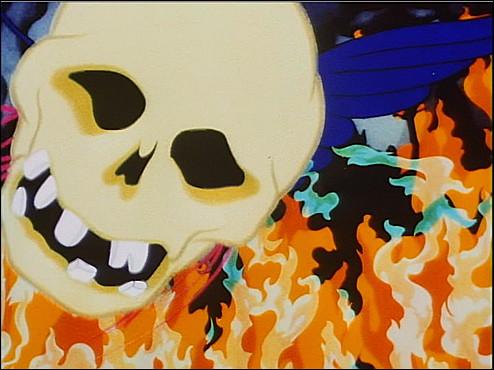 SC22 skull in hell