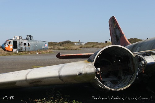 Predannack Airfield, Lizard, Cornwall by Stocker Images