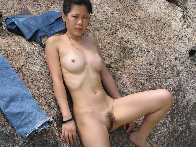 Asian Teen Nude Beach