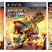 Ratchet & Clank: All 4 One pre-release box art: Ready for Action