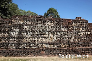 Angkor - Terrace of the Leper King