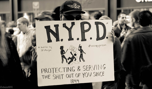 "Serious! ""Occupy Wall St"""