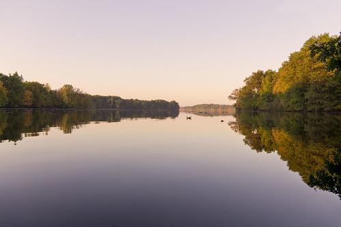 autumn trees sunset reflection night kent niceshot fallcolors clear kentstate drinkingwater arkon lakerockwell mygearandme pentaxk5 ringexcellence dblringexcellence lake,peaceful,fall smcpentaxda1855mm135561855mmalwr