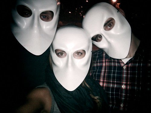 Sleep No More with @xtianbovine @dens