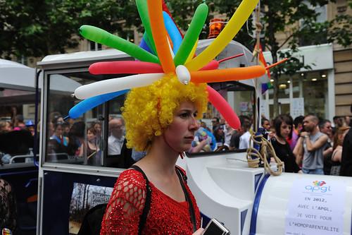 Gay Pride Paris 2011