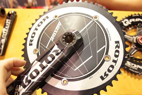 Rotor track crank 01