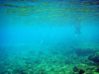 Underwater lo♥e