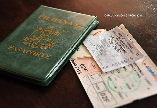 Passport & Boarding Pass