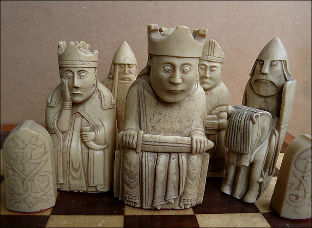 Lewis chess day 108 flickr photo sharing - Lewis chessmen set ...