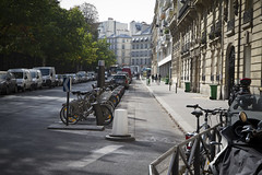 Paris Cycle Track