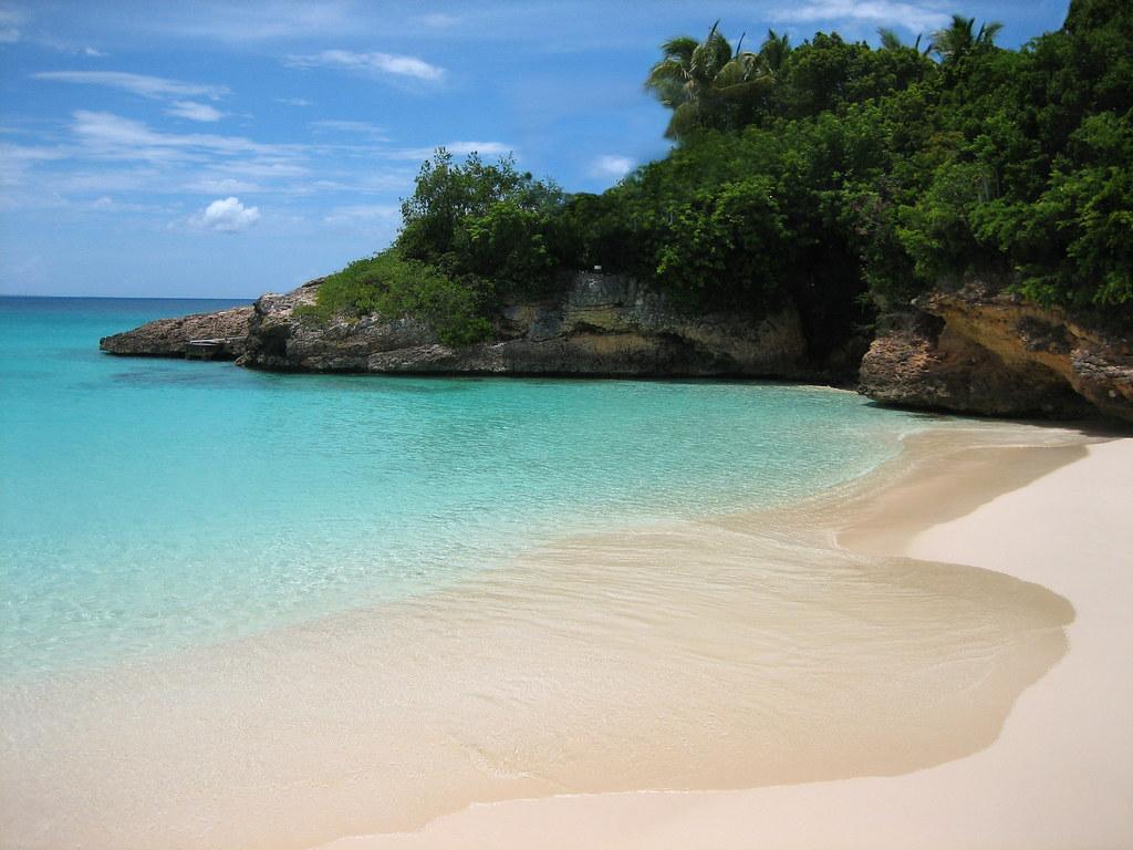 пляж Anguilla