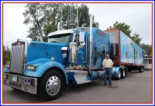 Memorial Truck 9/11
