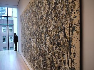 Jackson Pollock, Number 31, 1950
