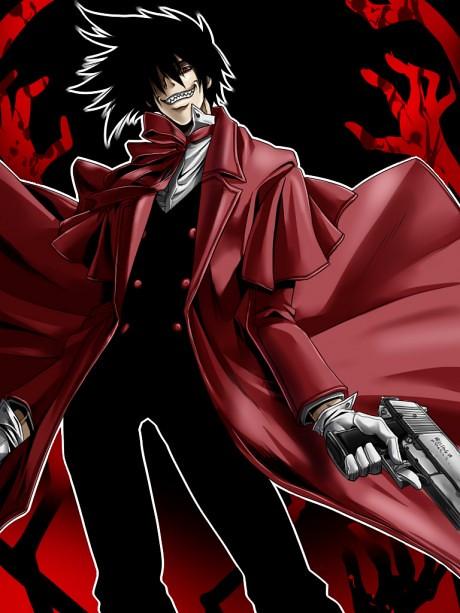 anime vampire male evil | Flickr - Photo Sharing!