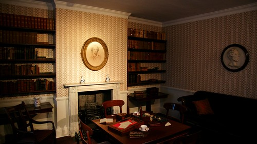 Bronte Parsonage Museum by onion2k
