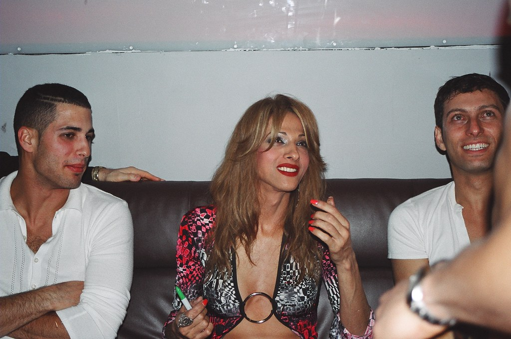 Tranny clubs in new york city