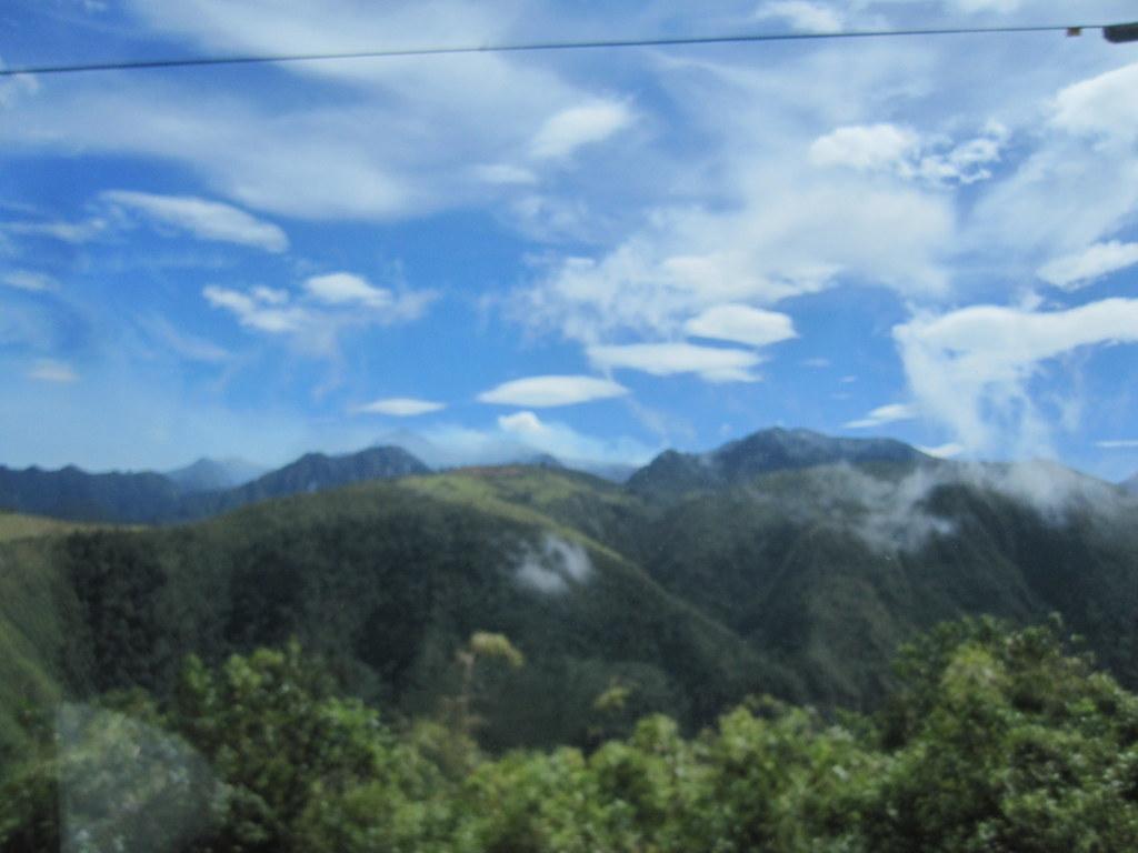 Ecuador Andes Mountains