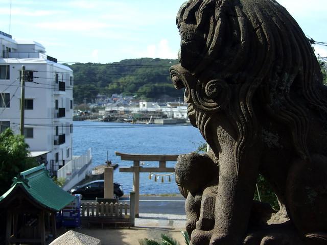 叶神社 - 神奈川県横須賀市東浦賀