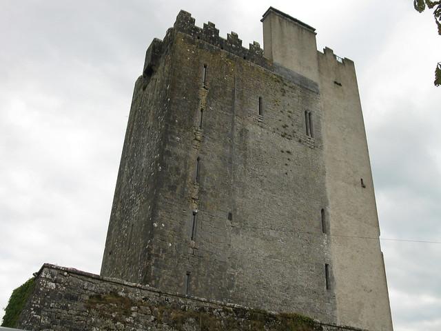Ballyportry Castle