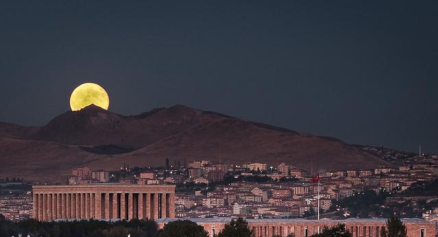 Anıtkabir - Ankara - Turkey