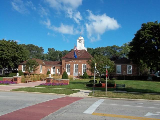 Greendale, Wisconsin Village Hall | Flickr - Photo Sharing!