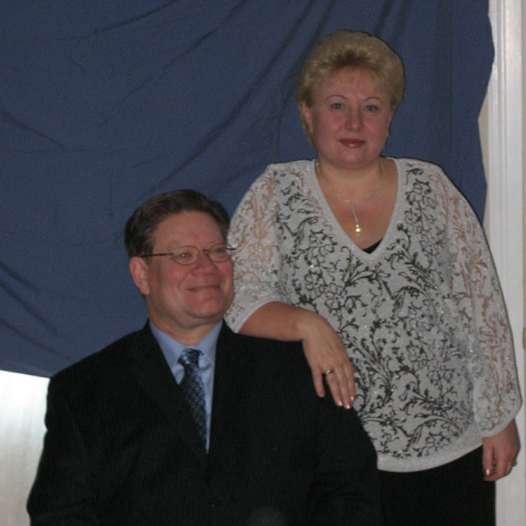 Dad and Tanya