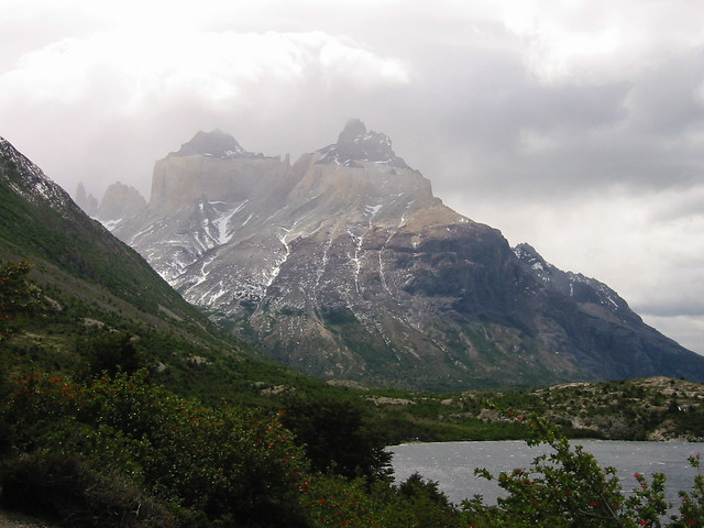 """Torres del Paine """"W"""" trek, day 2: Los Cuernos"""