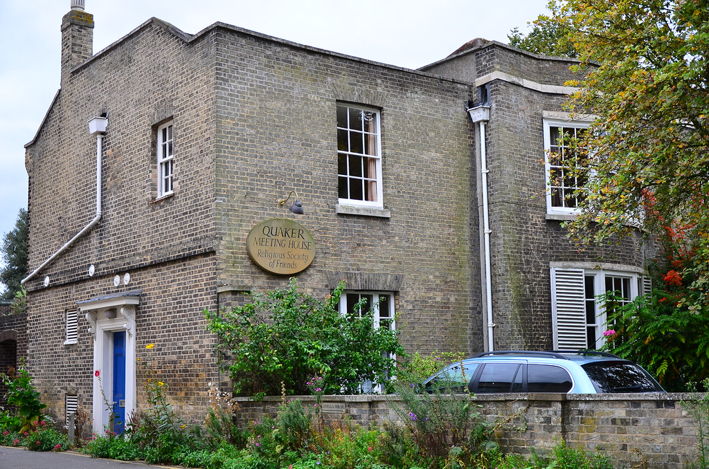 Quaker Meeting House - Religious Society of Friends, Colchester