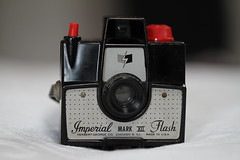 Imperial Mark XII Flash Camera by Jim, the Photographer