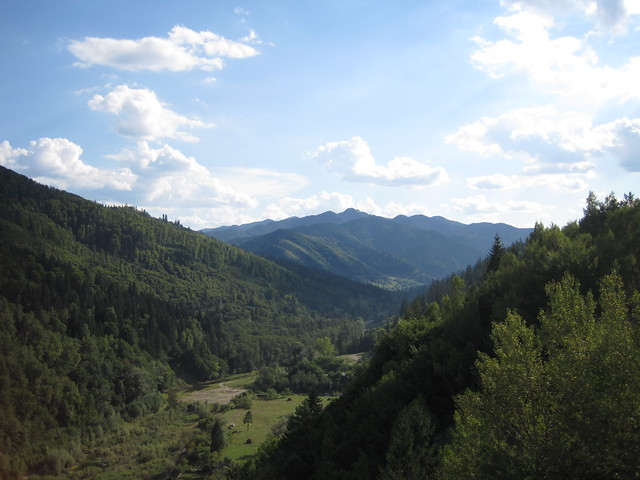 Moldovian mountains