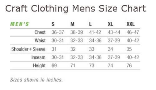 tamanho roupas EUA