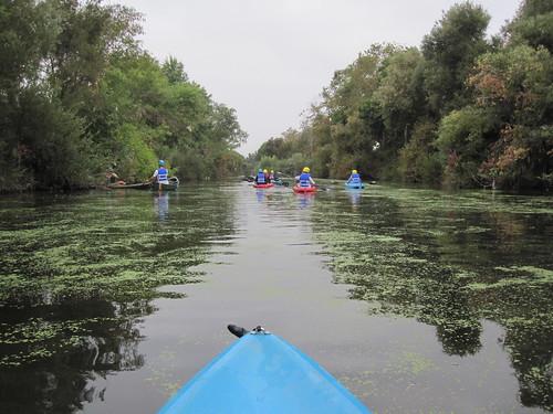 LA River paddle