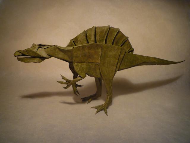 Spinosaurus - Satoshi Kamiya, Panasonic DMC-FX580