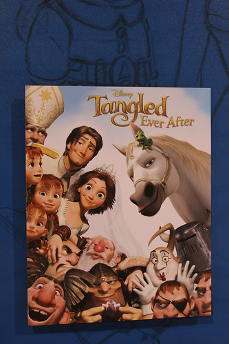 D23 Expo 2011 Tangled Ever after