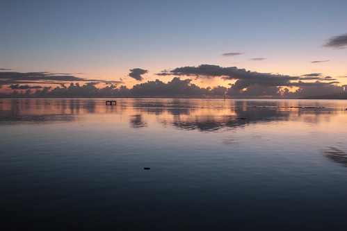 morning sky sunrise bay ciel tahiti morgen matin moorea leverdesoleil