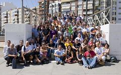TBMAGP_foto grupo by TravelBloggers Meeting (por Rafa Pérez)
