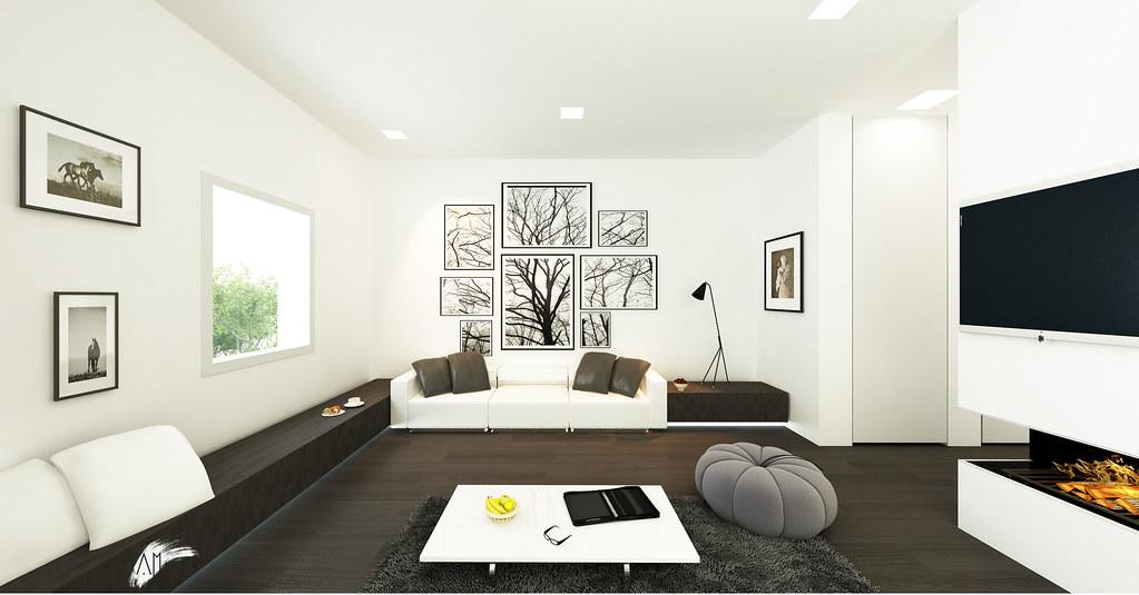 » Progetto per un appartamento a Treviso designBYlight