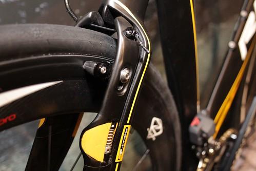 Ridley Noah 07 rear brake