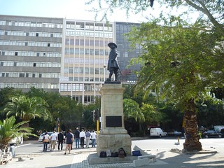 Image of Cecil John Rhodes. park trees building monument bicycle architecture southafrica tour map capetown guide ceciljohnrhodes ostrichfarm