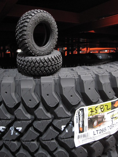 Axial version Hankook Dynapro A/T