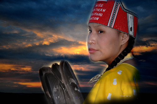 Miss Northern Arapaho Princess