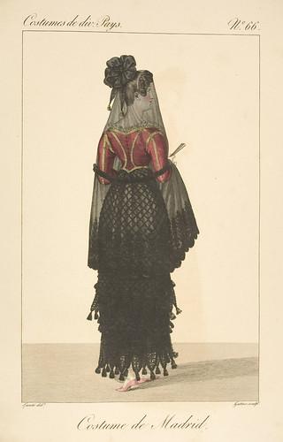 Costume de Madrid (No. 66)
