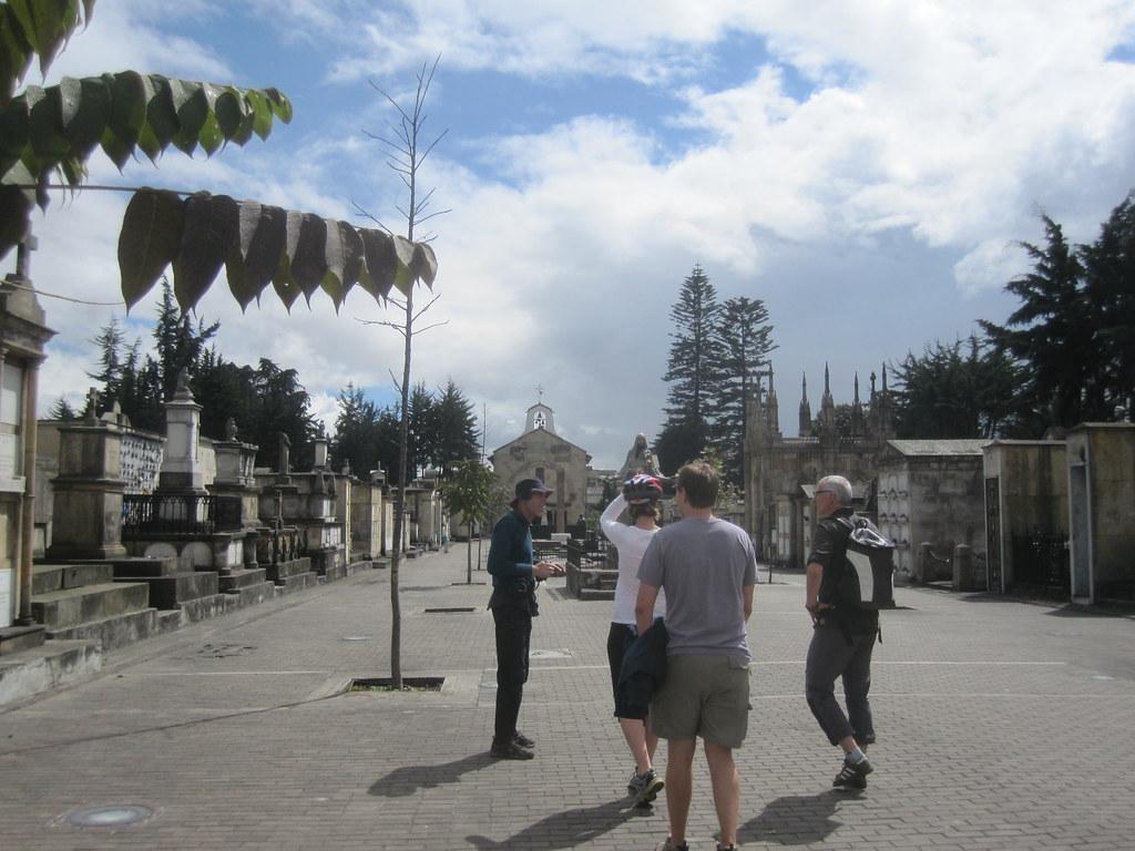 Bogota Colombia Cemetery