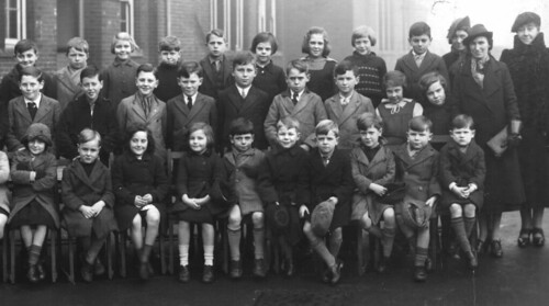 Evacuees Xmas 1939 Cleveland Evacuated Ipswich