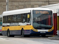 metropolitan area, vehicle, optare solo, transport, mode of transport, public transport, dennis dart, tour bus service, land vehicle, bus,