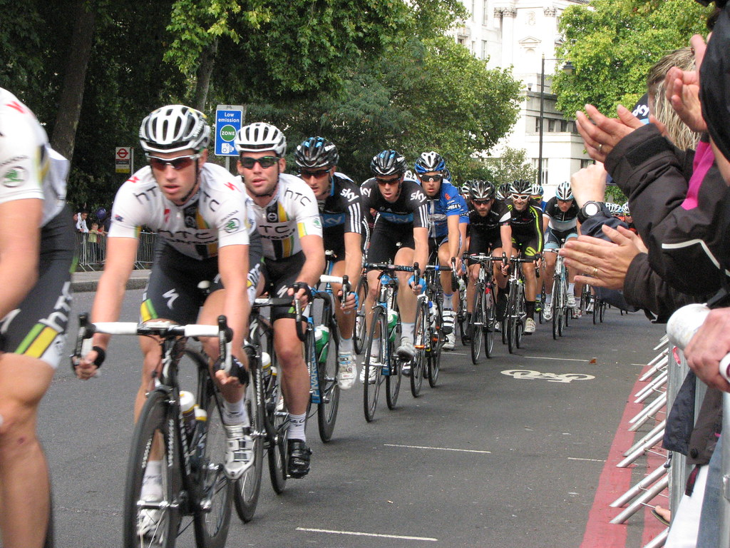 Mark Renshaw was the go to man for his days leading out Mark Cavendish